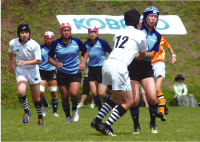 Support for Women's Rugby Sevens Tournament
