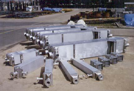 ALEX (Brazed Aluminum Heat Exchanger) || KOBE STEEL, LTD.