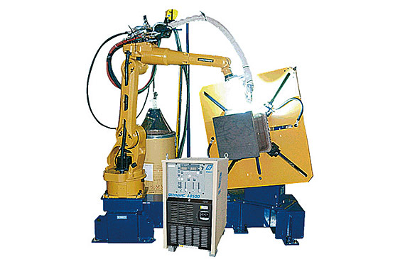 REGARC™-equipped Structural Steel Welding Systems