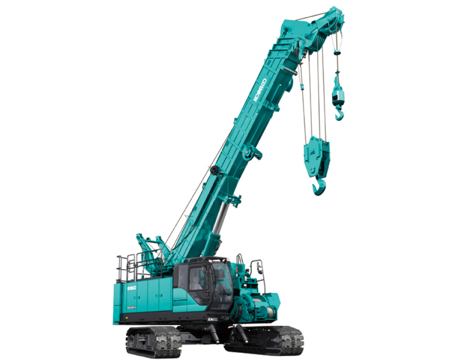 TK-G Series Telescopic Boom Crawler Cranes