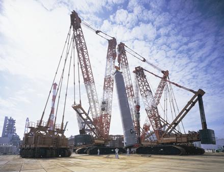 Kobelco Cranes to Produce Crawler Cranes in India    KOBE STEEL, LTD