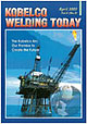 Kobelco Welding Today Vol.6 No.2 2003