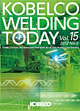 Kobelco Welding Today Vol.15 No.3 2012