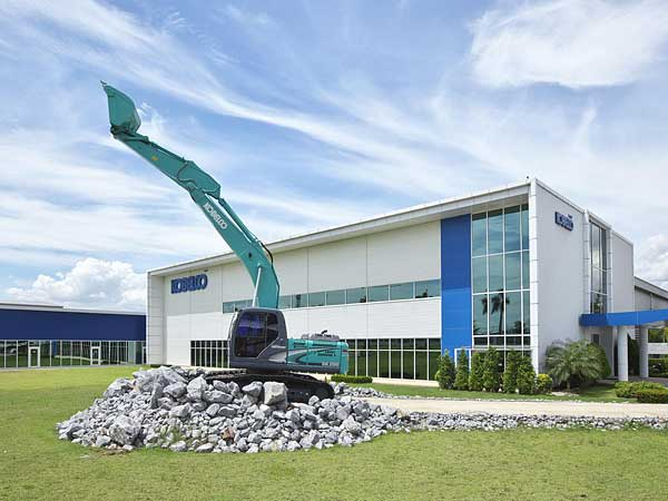 Kobelco Construction Machinery Southeast Asia Co., Ltd.