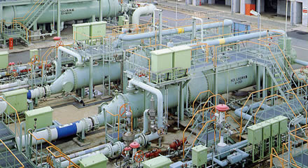 Ifv Intermediate Fluid Vaporizer Kobe Steel Ltd