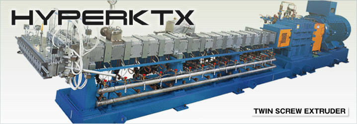 Plastic Processing Machinery HYPERKTX