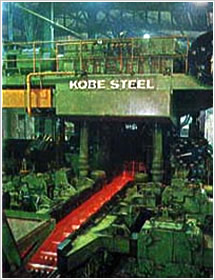 [Two-high hot rolling mill]