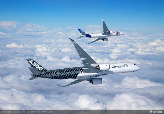 Photo courtesy of Airbus