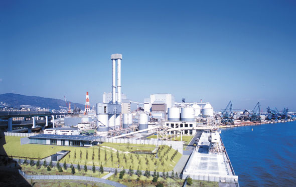 Kobe Power Plant, Kobelco Power Kobe, Inc.