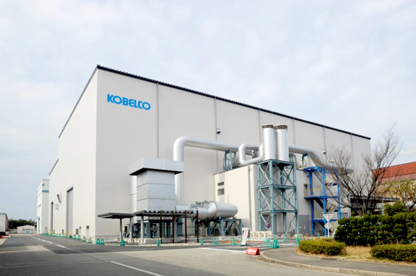 Kobe Steel's 40MW compressor test facility: Designed to meet the growing need for large-capacity compressors in the world market.