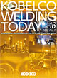 Kobelco Welding Today Vol.16 No.1 2013