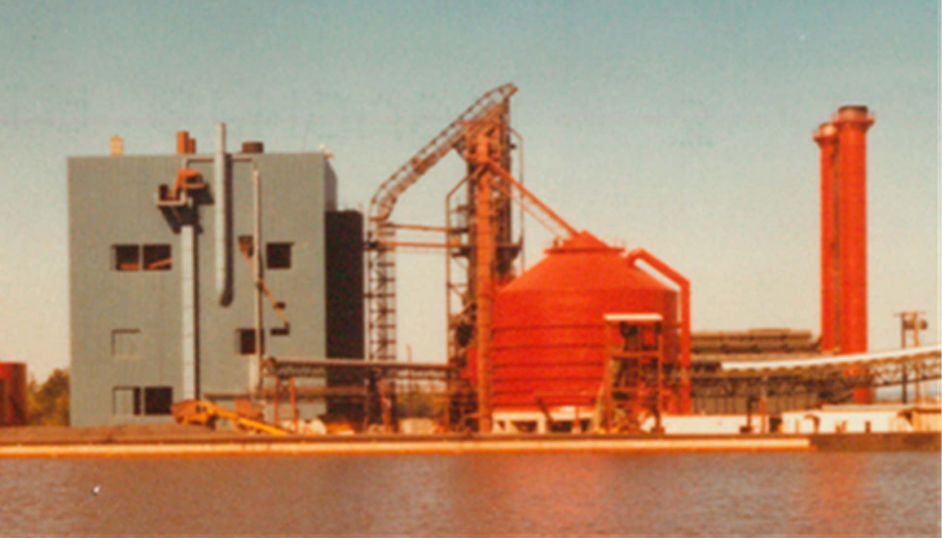 The first MIDREX<sup>®</sup> Plant at the former Oregon Steel Mills in Portland, Oregon, USA started up in 1969.
