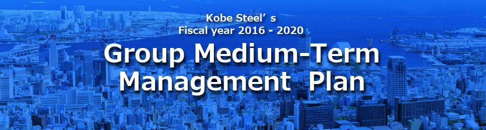 Group Medium-Term Management Plan