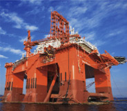 Type of offshore structure-4